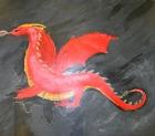 Peinture/dessin enfant