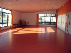 SALLE YOGA LAILLE